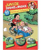 Suske en Wiske Vakantieboek Junior
