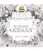 VERBORGEN OCEAAN KLEUR & ZOEKBOEK