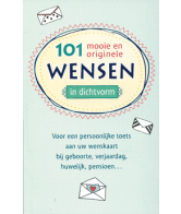 101 Mooie en originele wensen in dichtvorm