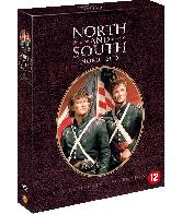 Dvd North & South De complete collectie
