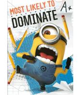 Minions A4 Notitieboek (zachte kaft)