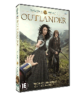 Dvd Outlander seizoen 1 deel 2