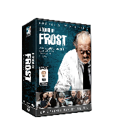 Dvd A touch of frost De definitieve collectie