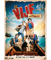 Dvd De vijf en de piratenschat