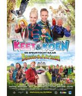 Dvd Keet en Koen en de speurtocht naar bassie en adriaan