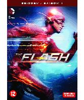 Dvd The Flash seizoen 1 (5 dvd's)