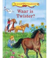 De ponygekke vriendinnen Waar is Twister