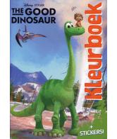 The good dinosaur kleurboek met stickers