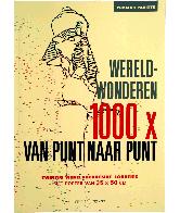 1000x van punt naar punt Wereldwonderen