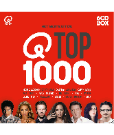 Cd Q music top 1000 2016 ( 6 cd's)