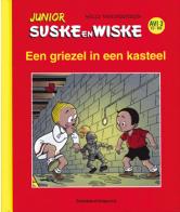 Junior Suske en Wiske een griezel in een kasteel