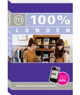 100% Londen + app (nieuwe editie)