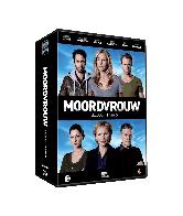 Dvd Moordvrouw seizoen 1-5