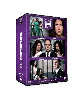 Dvd Celblok h seizoen 1-3