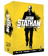Dvd Box jason statham (4 dvd)