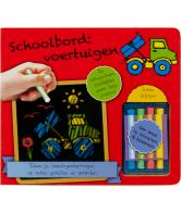 Schoolbord: Voertuigen