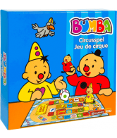 Studio 100 Bumba circusspel (bordspel)