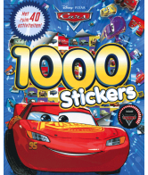 1000 stickers cars