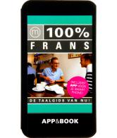 100% Frans taalgids (app&boek)
