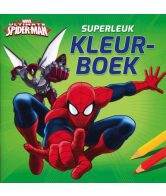 Ultimate Spider-Man kleurboek