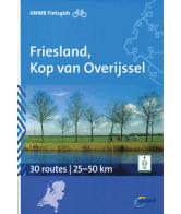 ANWB Fietsgids Friesland, Kop van Overijssel