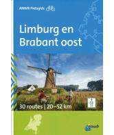 ANWB Fietsgids Limburg en Brabant Oost