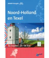 ANWB Fietsgids Noord-Holland en Texel