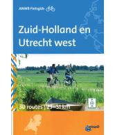 ANWB Fietsgids Zuid-Holaand en Utrecht West