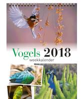 Weekkalender 2018 vogels