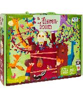 Dierenboom puzzel (30 stukjes)