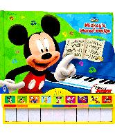 Mickey's pianofeestje