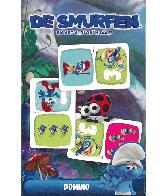 Smurfen domino spel