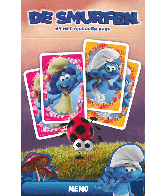 Smurfen memory spel