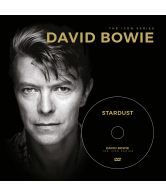 The Icon Series: David Bowie (boek+dvd)