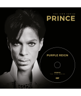 The Icon Series: Prince (boek+dvd)