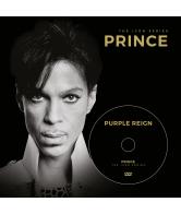 The Icon Series: Prince (boek+dvd)