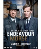 Endeavour Morse - Seizoen 1-4
