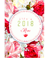 Luxe agenda 2018 Roses
