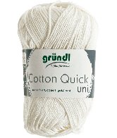 COTTON QUICK UNI 101 ROOM 50GR