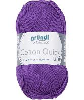 Cotton Quick Uni 130 VIOLET 50GR