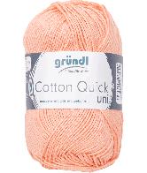 Cotton Quick Uni 134 ABRIKOOS 50GR
