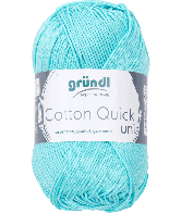 Cotton Quick Uni 141 BABY BLAUW 50GR