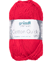 Cotton Quick Uni 147 ROOD 50GR
