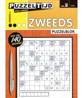 Puzzelblok Zweeds 2 punt nr.2