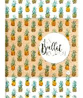 MIjn Bullet Journal Ananas