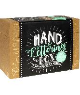 Handlettering Box