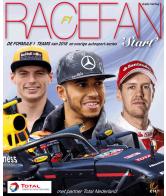 Formule 1 race fan start 2018