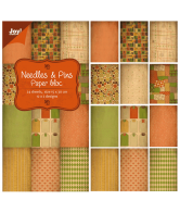 Joy papierblok needles & pins
