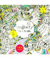 De magische stad (Kleur- en zoekboek)