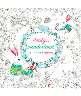 Amily's Wonderland om in te kleuren